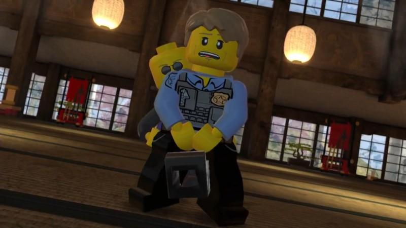 Lego City Undercover Review Wizard Dojo