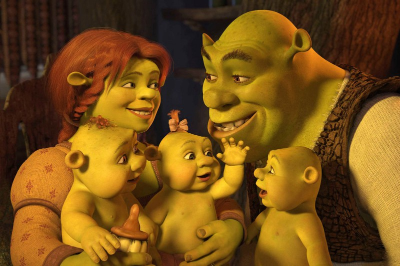 Shrek the Third – Wizard Dojo