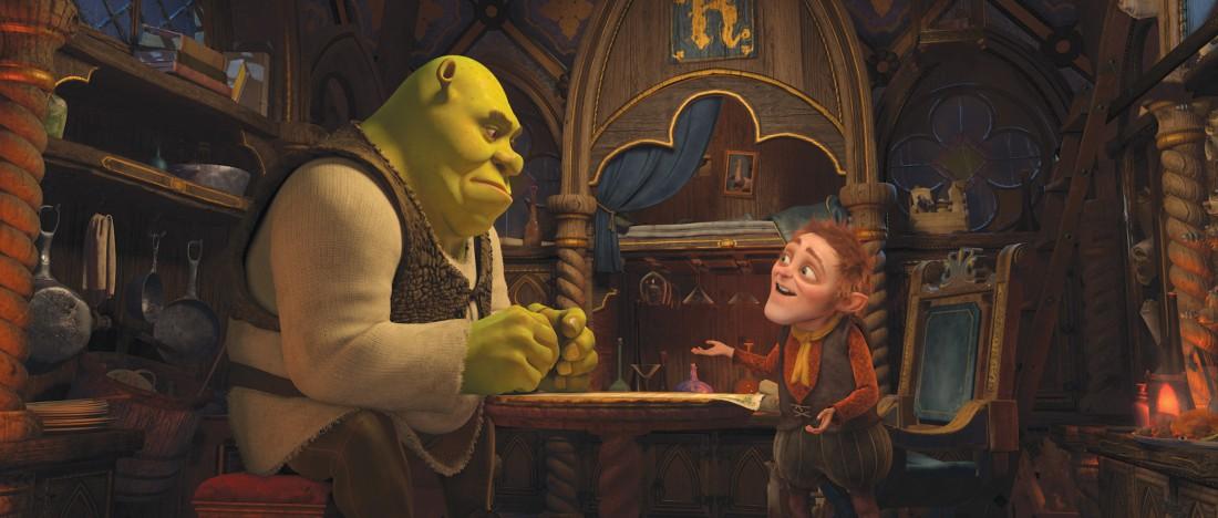 Shrek Wizard Dojo
