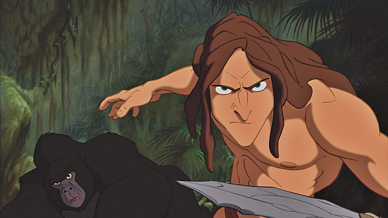 Quasimodo Tarzan