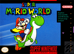 """The SNES launched with Super Mario World! How do you beat that?!"""
