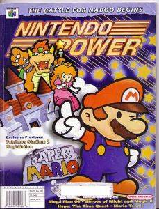 """I truly do miss Nintendo Power..."""