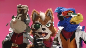 Star Fox Muppets