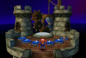 Crash Bandicoot: Warped