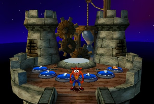 Image result for crash bandicoot themes level