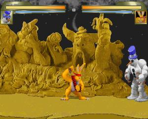 ClayFighter 2: Judgement Clay