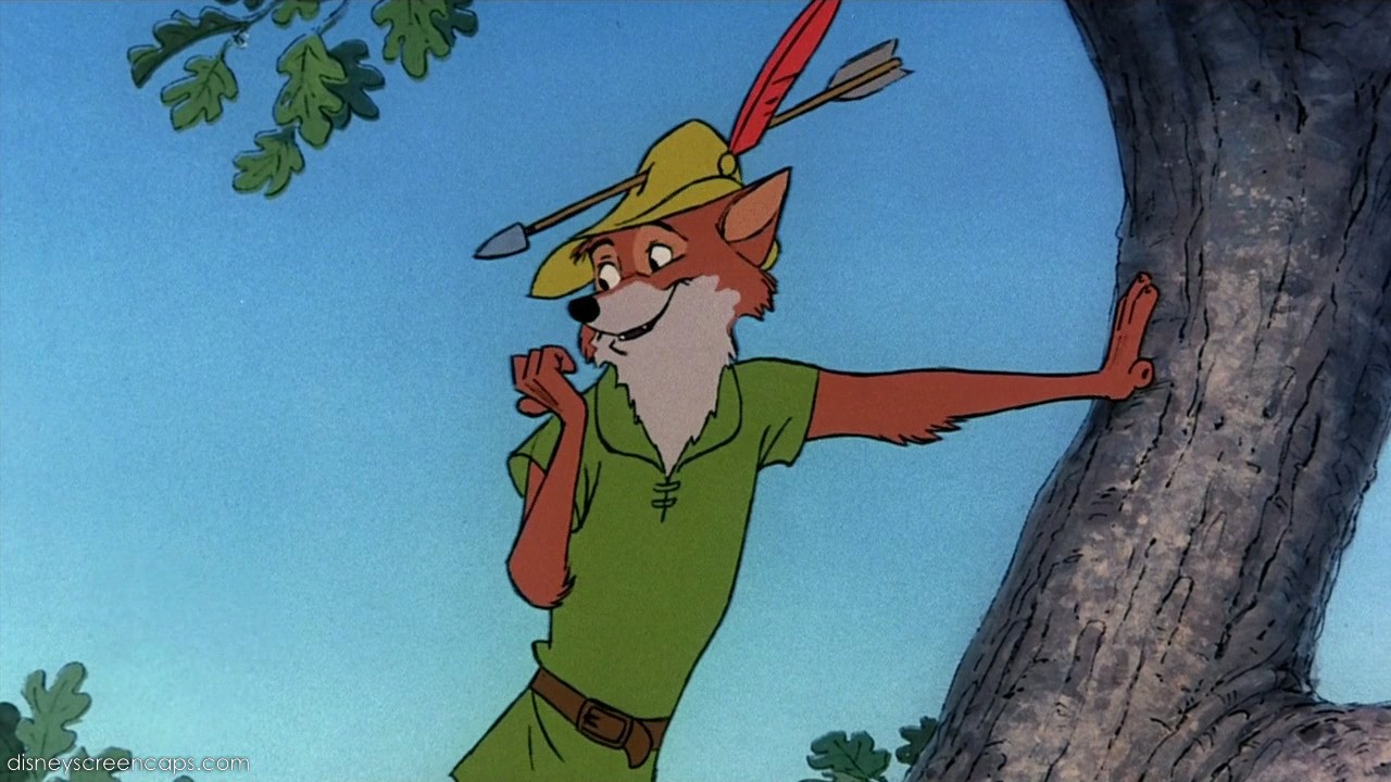 The Real Robin Hood
