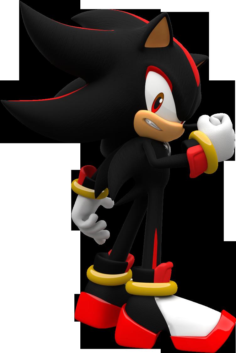 Shadow The Hedgehog By Mintenndo D U Qr