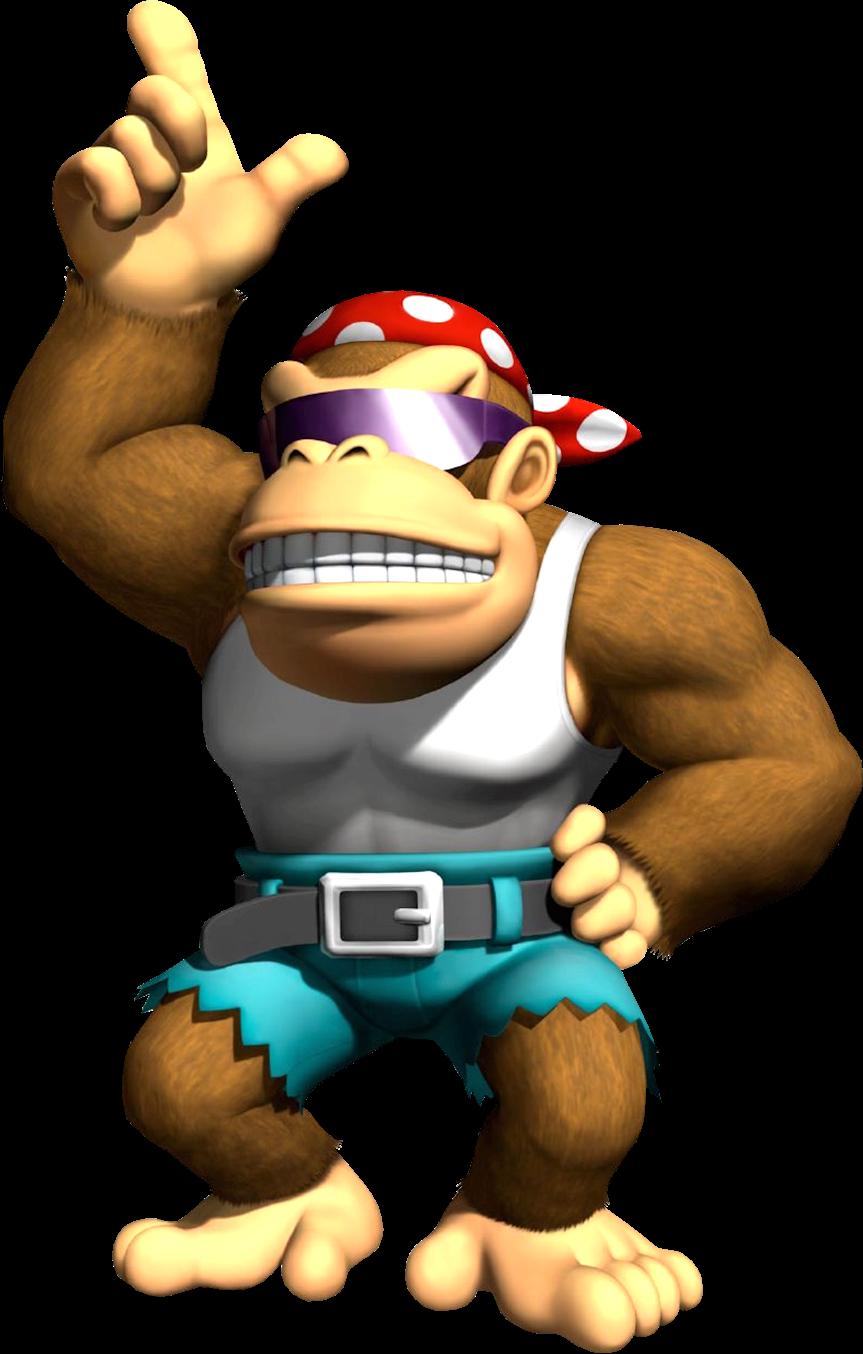 Top 10 Kongs in the Donkey Kong Series   Wizard Dojo