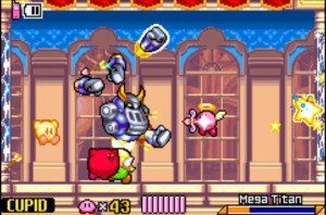 Kirby and the Amazing Mirror