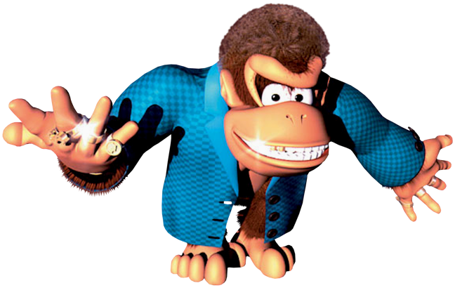 Top 10 Kongs in the Donkey Kong Series – Wizard Dojo