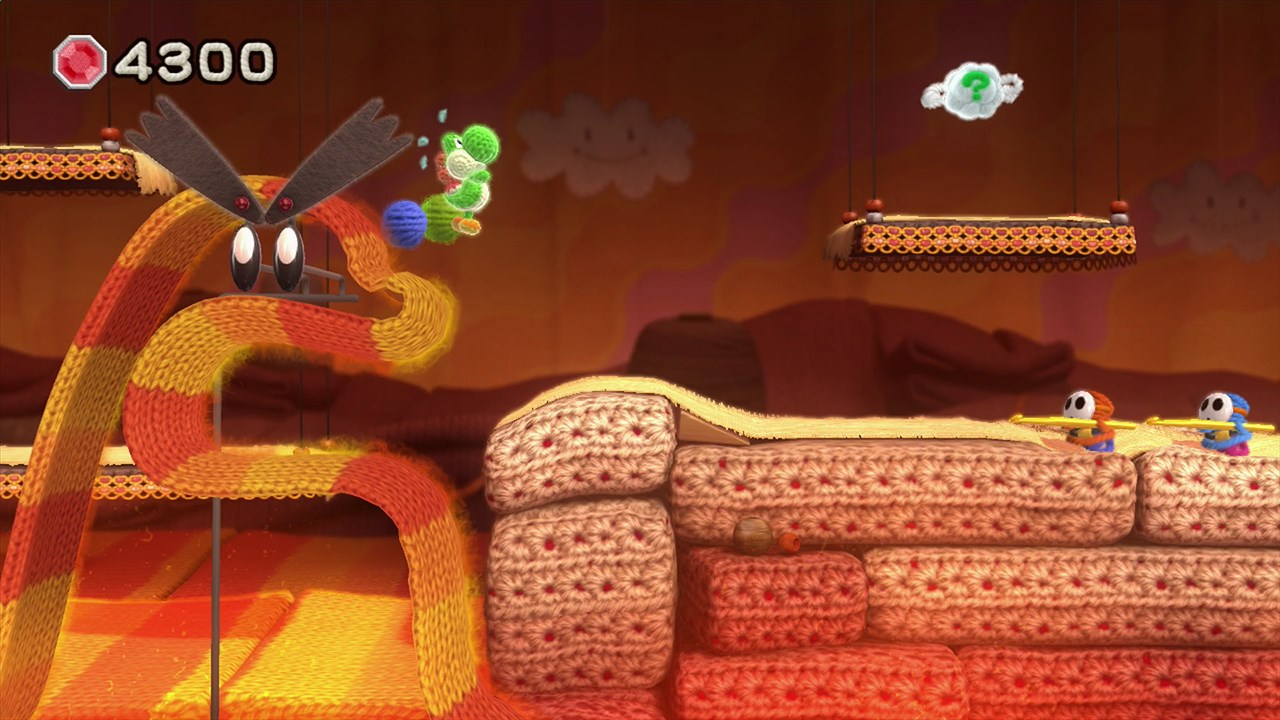 Yoshi Page 2 Wizard Dojo Luigi Circuit Super Mario Wiki The Encyclopedia Yoshis Woolly World