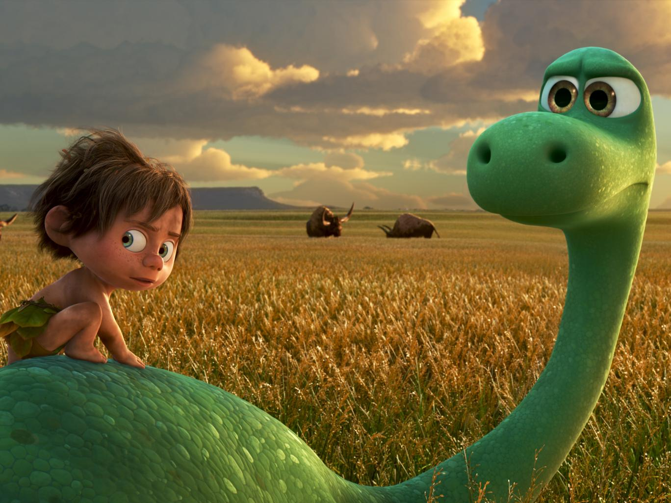 Triceratops The Good Dinosaur: The Good Dinosaur Review