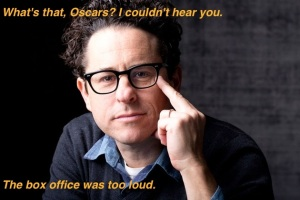 JJ Abrams Totally Real Quote
