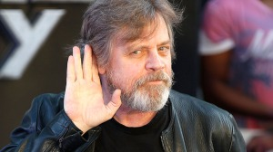 """Go on, tell Mark Hamill why he's a ""terrible"" voice actor."""