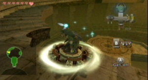Twilight Princess Spinner