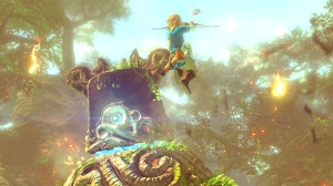 Legend of Zelda Wii U