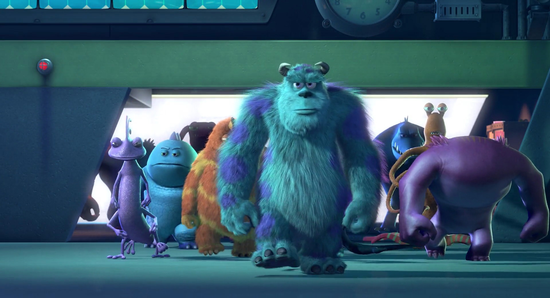 Monsters Inc Wizard Dojo