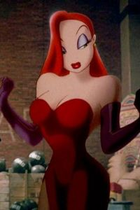 """Jessica Rabbit is one of the most prominent animated characters with sex appeal. But she's also probably the most complex character in Who Framed Roger Rabbit."""