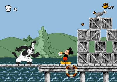 [Análise Retro] - Mickey Mania - Genesis/SNES/SEGA CD/Playstation Mickey-mania_001k