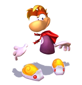 """Rayman has no butt. All is right in the world."""