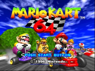Mario Kart 64 Review Wizard Dojo