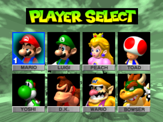 Mario Kart 64 Review Wizard Dojo
