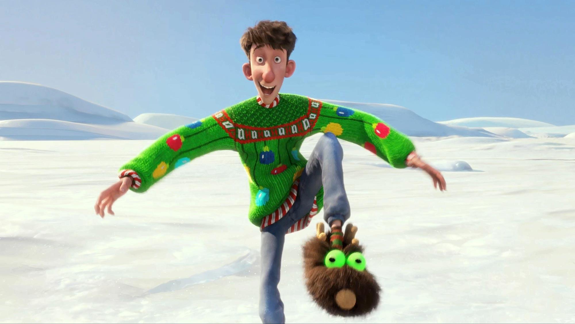 Arthur Christmas Review – Wizard Dojo