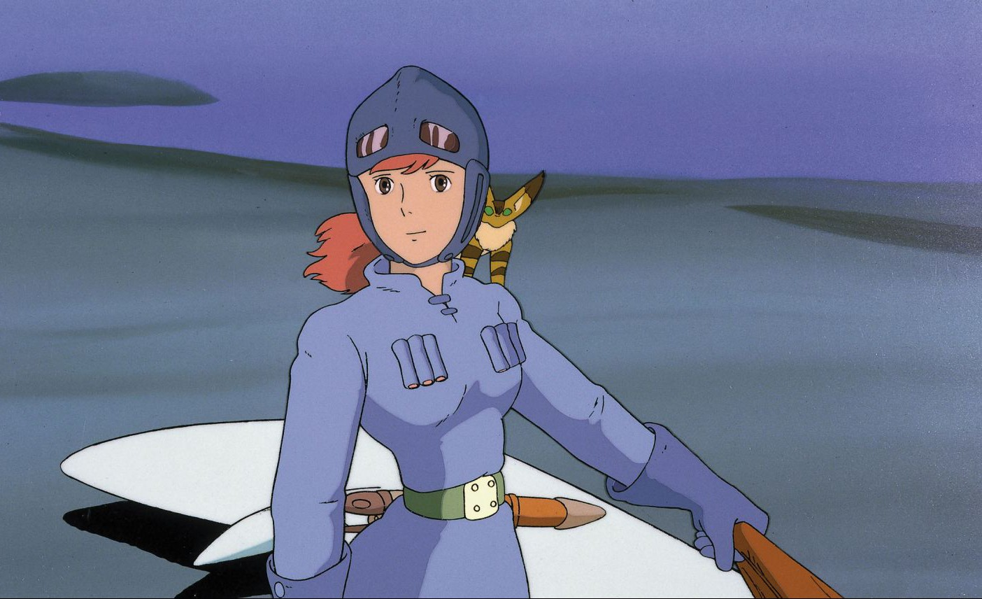 nausicaa of the valley of the wind review wizard dojo