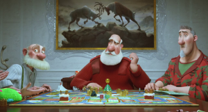 Arthur Christmas