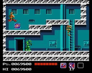 TMNT NES
