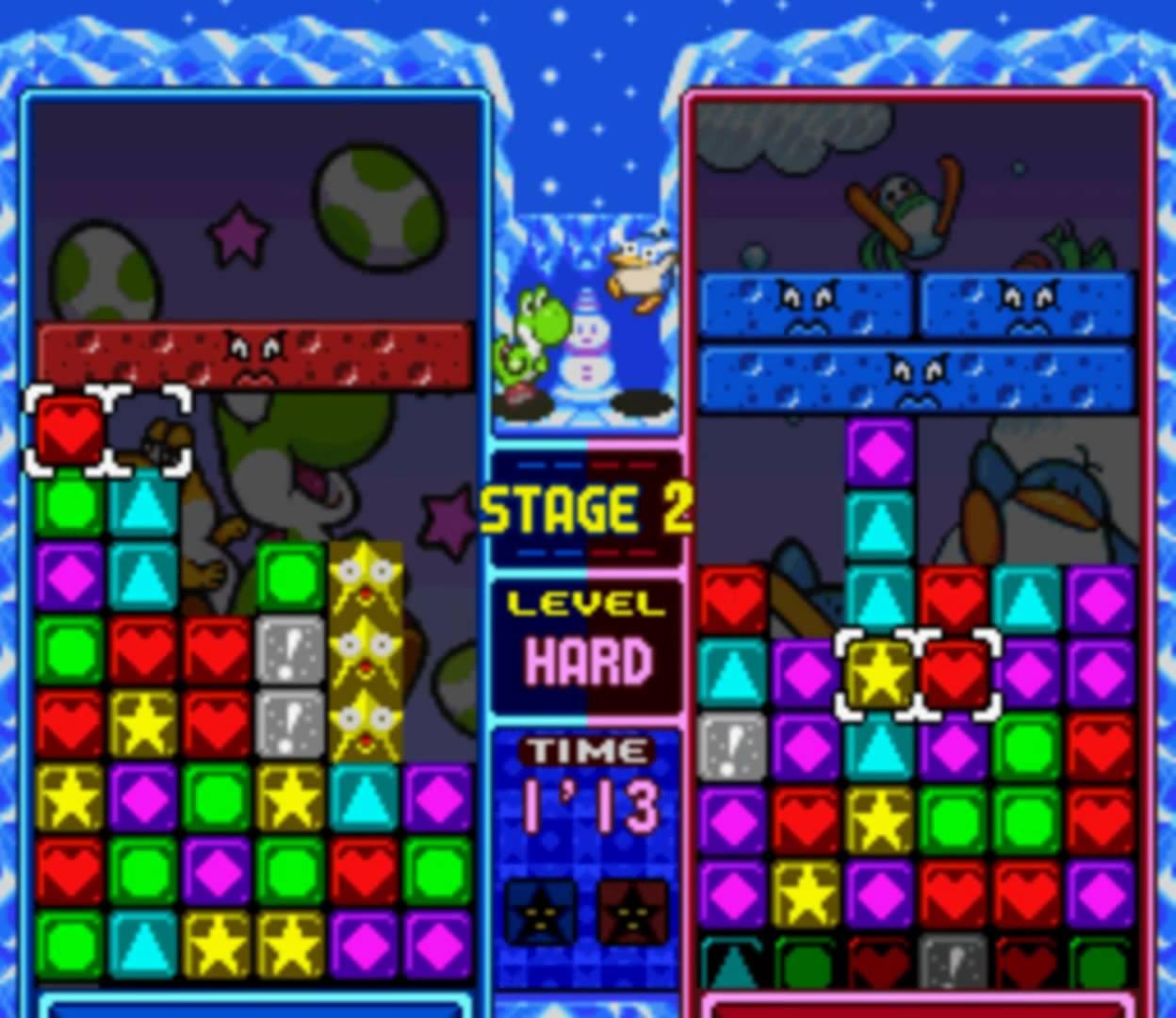 Tetris Attack Review Wizard Dojo