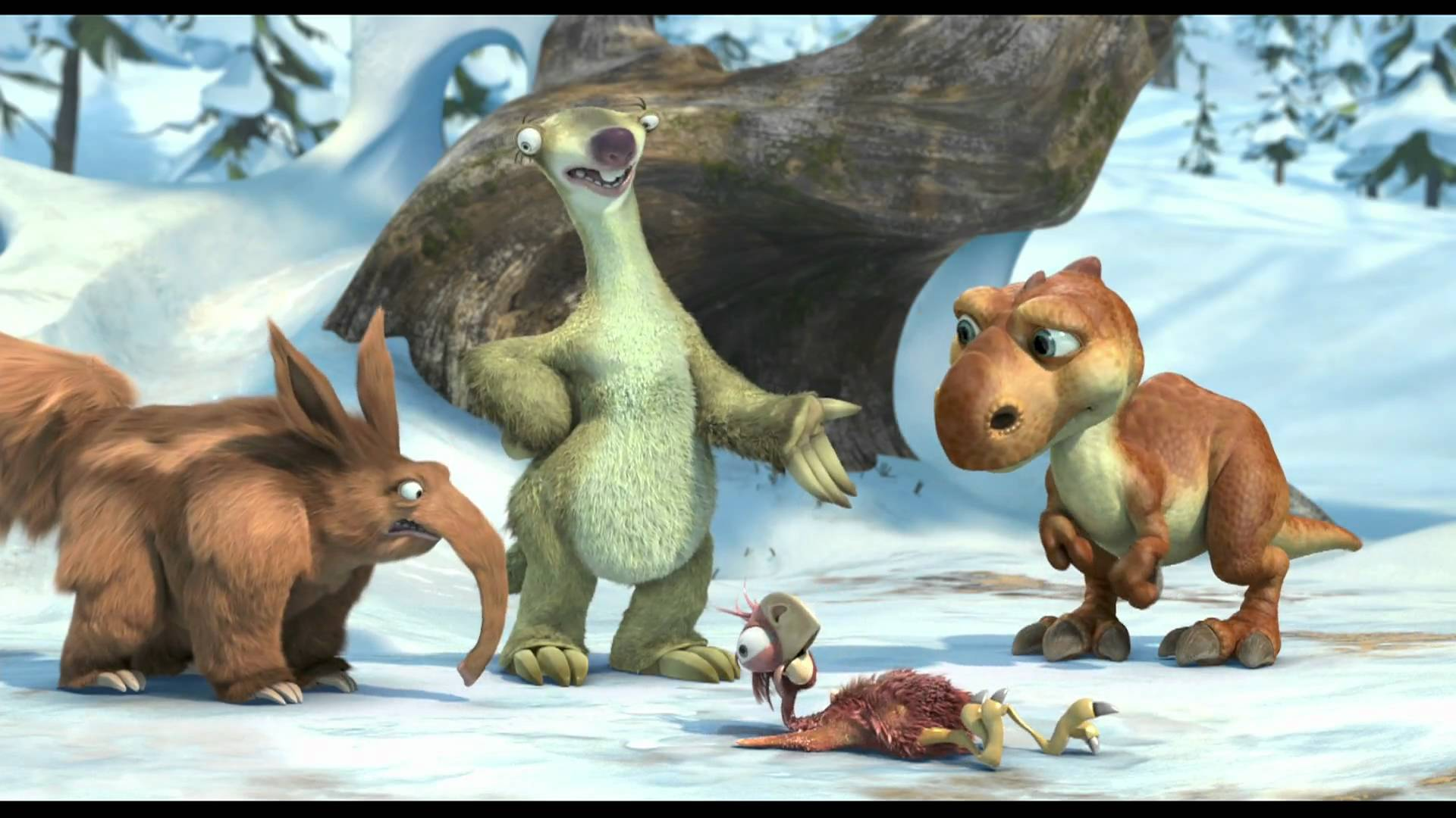 Ice Age 3 - Walk the Dinosaur (Extended Mix) - Download ... |Ice Age 3 Baby Dinosaurs