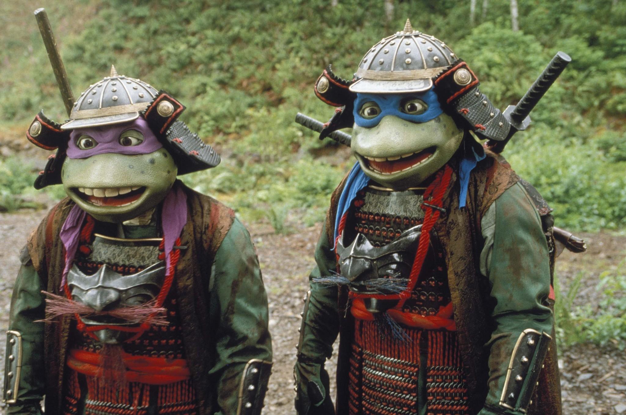 Teenage Mutant Ninja Turtles Iii 1993 Review Wizard Dojo