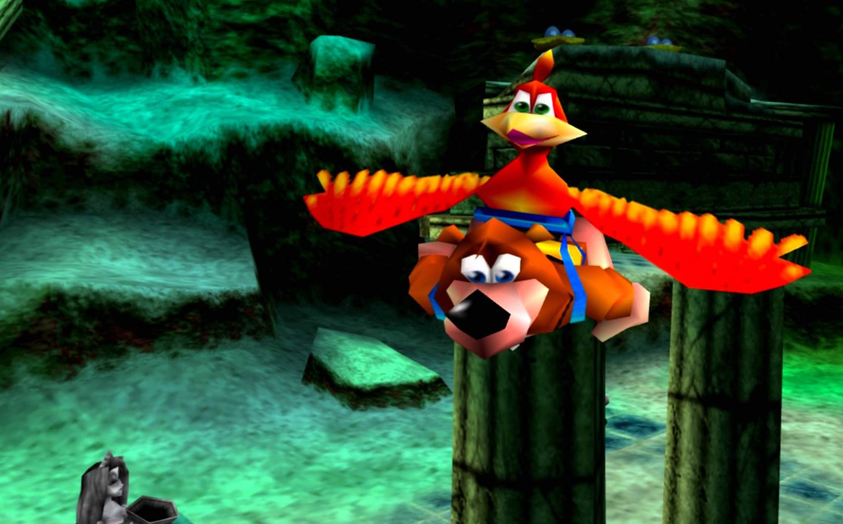 Banjo Kazooie Everything And The Kitchen Sink