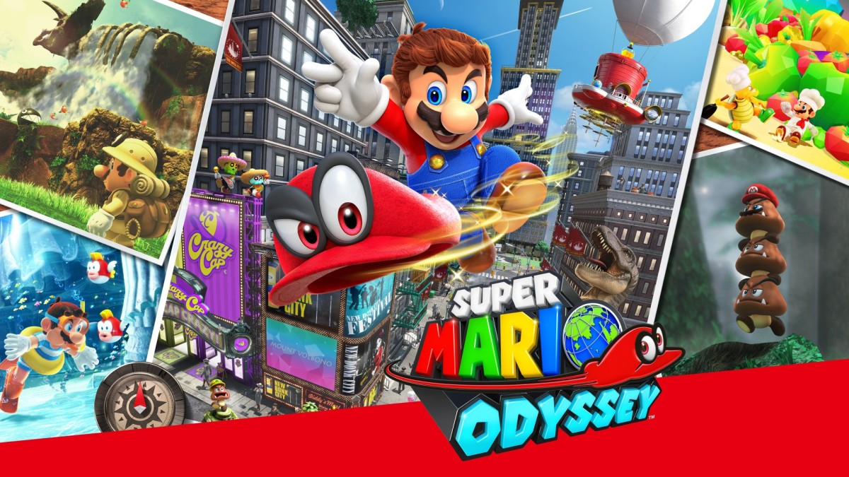Super Mario OdysseyReview