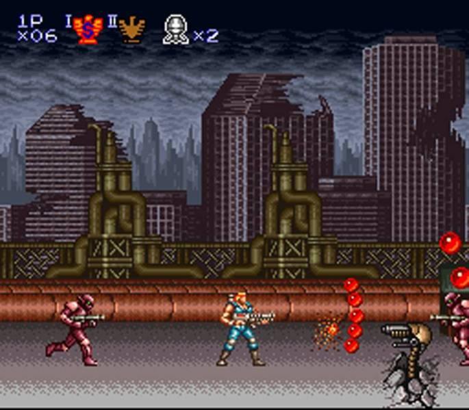 Resultado de imagen para Contra III: The Alien Wars