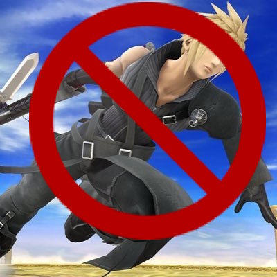 Time To Break Some More Hearts But Cloud From Final Fantasy VII Was A Lame Edition Super Smash Bros On Wii U I Mean Whats His Connection Nintendo