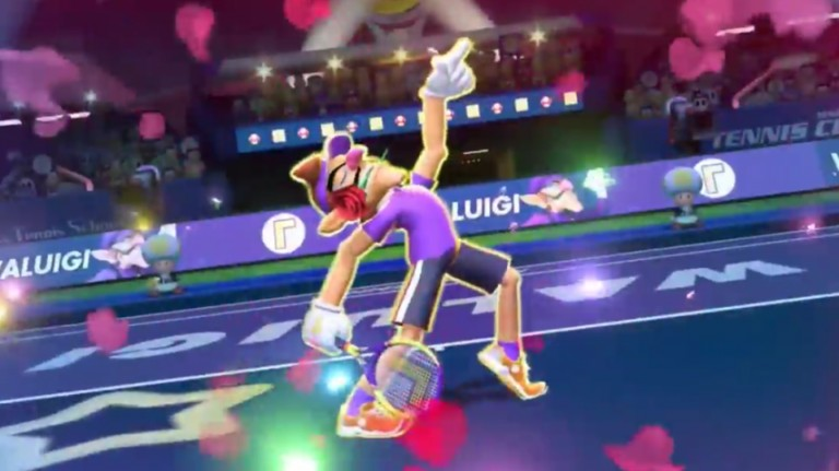 Mario Tennis Aces Review Wizard Dojo