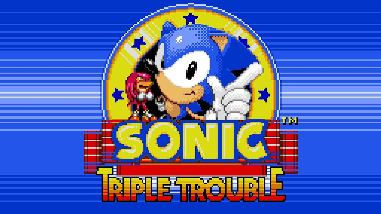 Sonic The Hedgehog Triple Trouble Review Wizard Dojo