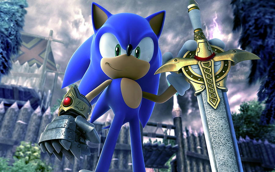 Sonic The Hedgehog Wizard Dojo